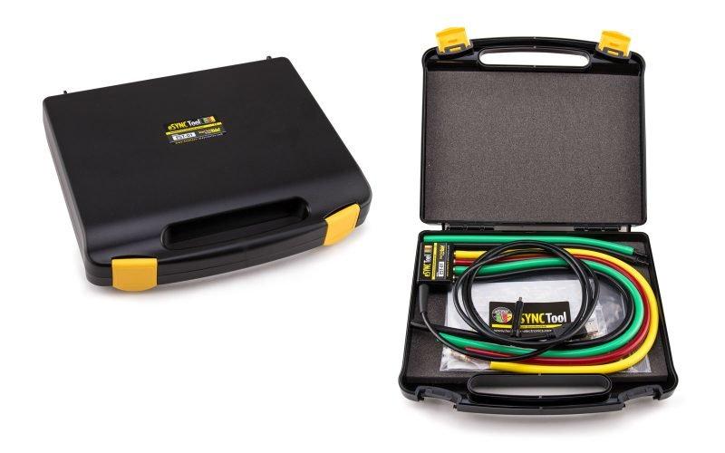 EST-01 синхронизатор дроссельной заслонки ESync Tool Healtech