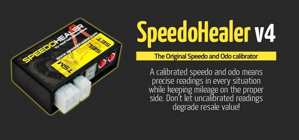 SpeedoHealer V4 Healtech корректор спидометра SH-V4; SH-V4-AB