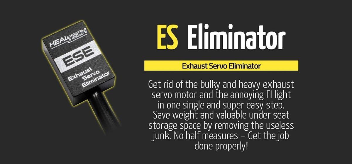 Эмуляторы Healtech: ESE - эмулятор выпускного сервомотора; SDE- эмулятор демпфера; PSE - эмулятор PAIR; STVE - эмулятор мотора дроссельной заслонки