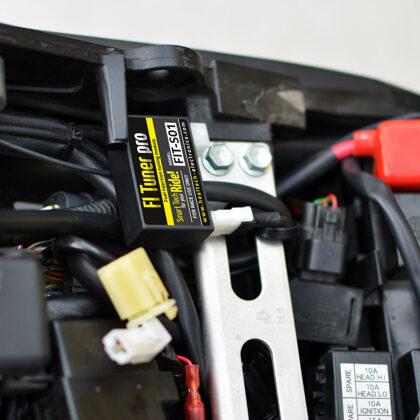 Fuel Injection Tuner Pro FIT-S01 корректор инжектора на Suzuki GSX1300R Hayabusa