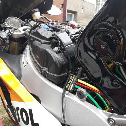 Синхронизация инжектора на мотоцикле CBR 1000 RR